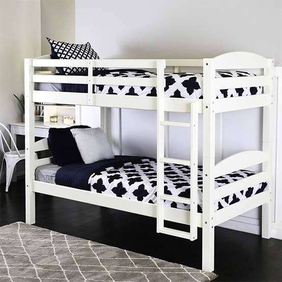 เตียงนอนสองชั้น การดูแล การทำความสะอาดที่นอน